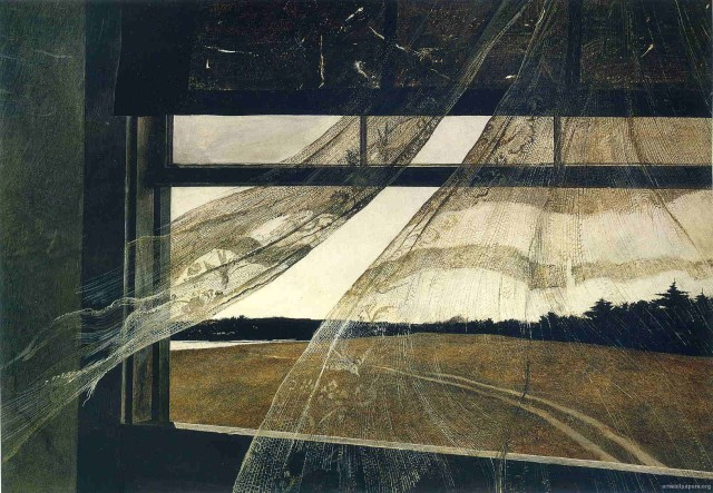 Andrew-Wyeth-Wind-from-the-Sea-1947